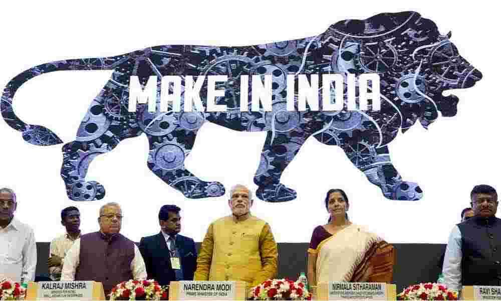 இந்தியாவில் மின்னணு பொருள் உற்பத்தி செய்வதற்கு ரூபாய் 41 ஆயிரம் கோடி அளவிற்கு சலுகைகள்